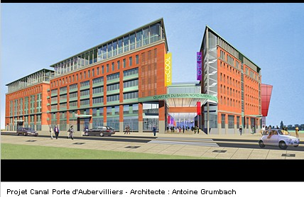 Urban redevelopment projects around the world page 3 - Urban porte d aubervilliers ...
